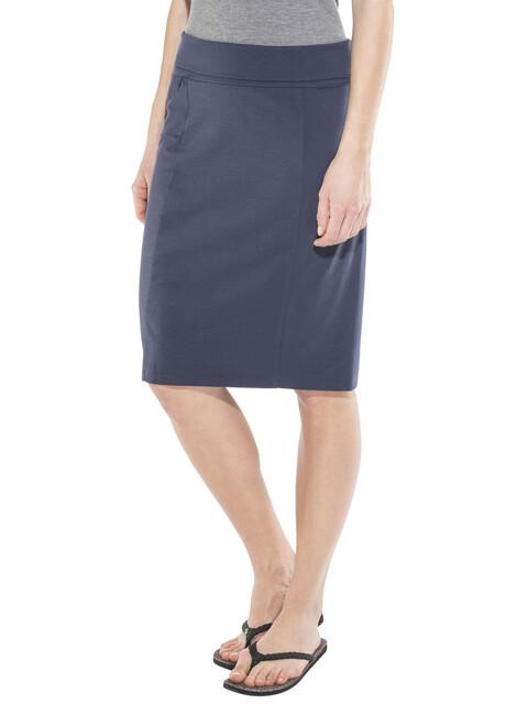 Royal Robbins All Around Skirt Women Navy
